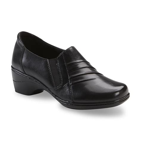 womens loafers wide width thom mcan s leather loafer black wide width
