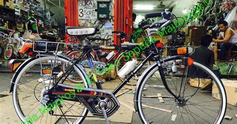Sepeda Yang Ada Keranjang Nya toko sepeda majuroyal sepeda mtb touring vintage