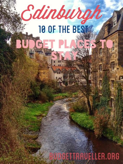 edinburgh the best of edinburgh for stay travel books 10 of the best budget places to stay in edinburgh