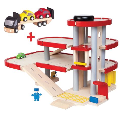 Plan Toys Garage by Plan Toys Parking Garage 6227