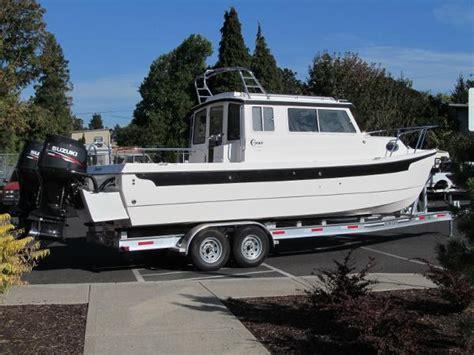 catamaran dory hull c dory tomcat 255 boats for sale