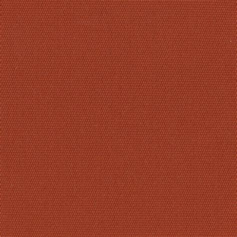 Upholstery Canvas by Sunbrella 5440 0000 Canvas Terracotta Upholstery Fabric