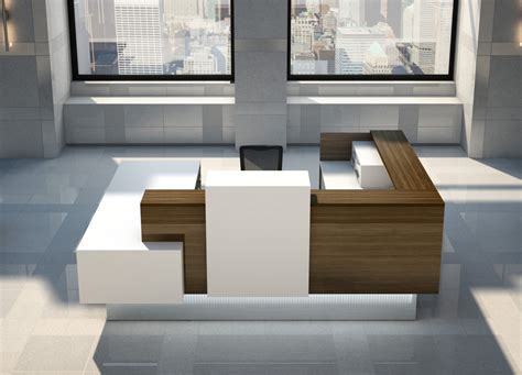 modern desk furniture modern reception desks modern reception desk reception