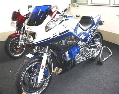Yamaha Motorrad Unna by Doppelscheinwerfer Verkleidung Und Rahmen Fj 1100