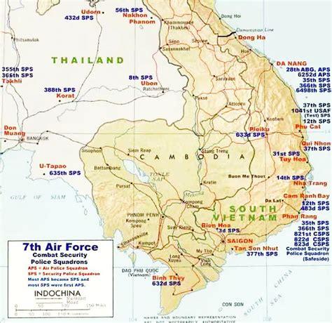 map us bases 1970 map 3 sea usaf sps bases 1970