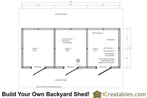 stall floor plans stall floor plans 28 images 12x30 3 stall barn with