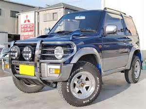 Mini Truck Accessories Canada Cheap Used Mitsubishi Pajero Sold In Japan Autos Post