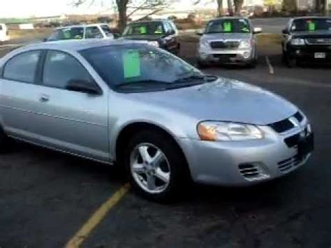 free service manuals online 2004 dodge stratus parking system 2004 dodge stratus sxt 4 door 2 4 4cyl automatic loaded 53 000 miles youtube