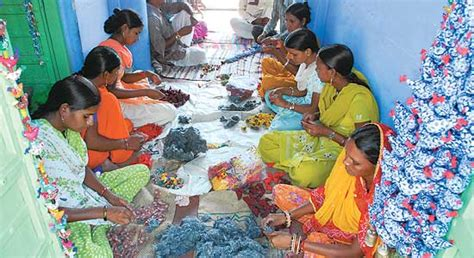 Exle Of Cottage Industry by Exles Of Cottage Industries In India