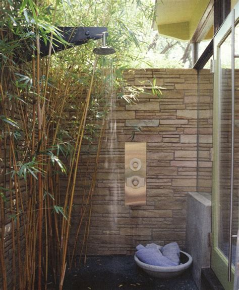 outdoor shower pics 15 awesome outdoor showers and bathrooms home design and