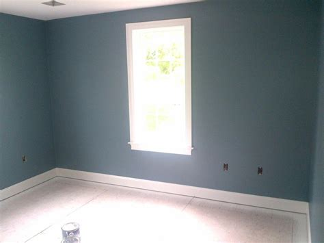 Behr Bathroom Paint Color Ideas benjamin moore blue echo house colors pinterest