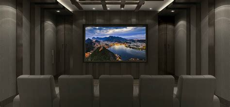 Design Modern Home Theater Home Theater Design