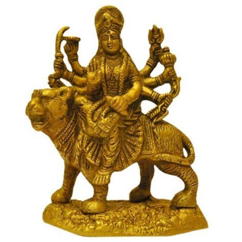 Namaste Home Decor by Chamundeshwari Brass Idol