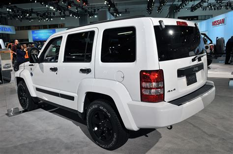 jeep liberty arctic jeep liberty has date with oblivion next thursday autoblog