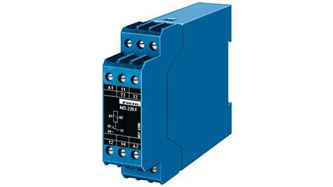 resistor ptc ptc resistor relay type ms220f ziehl industrie elektronik gmbh co kg