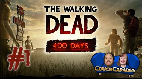 the walking dead couch the walking dead 400 days 1 vince s story couch