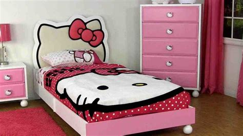 kitty bedroom set twin home furniture design