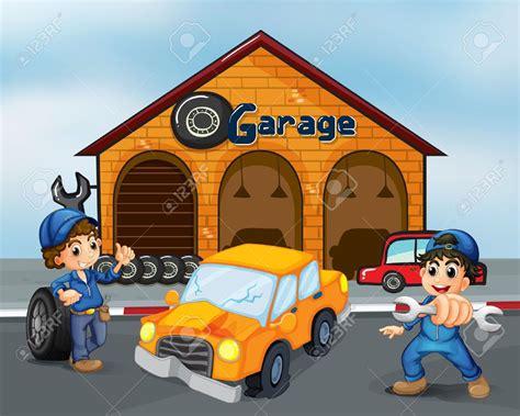 garage cartoon 2 car garage clipart clipground