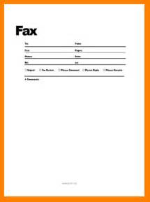 Cover Letter Word Count by 5 Free Fax Cover Sheet Template Budget Template