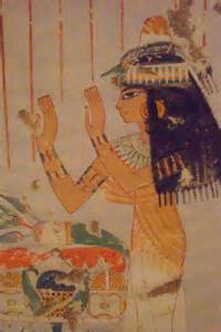 ancient egyptian murals at the metropolitan museum of art bennubirdrising murals from ancient egypt