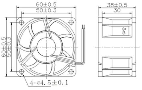 ceiling fans 6000 to 8000 cfm airflow dc fan 6038 dc6038 fan fantech