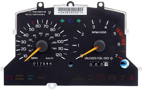 automotive repair manual 2002 ford mustang instrument cluster 1994 1995 ford mustang instrument cluster repair 2 gauge w tach