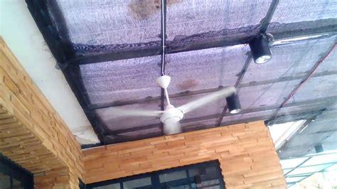 Sale Mt Edma 54 In Tornado Ceiling Fan 3 Baling Baling Mocha 54 quot mt edma tornado ceiling fan