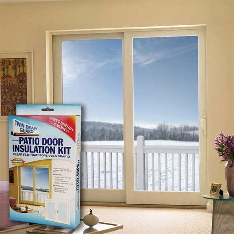 Patio Door Insulation Kit Window Insulation Kit Colonialmedical