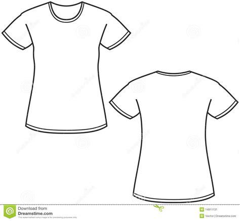 17 women t shirt template vector images t shirt vector