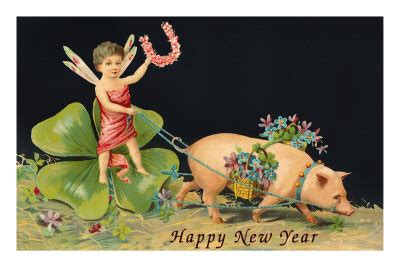 new year pig meaning the new year lucky pig glucksschwein babylon baroque