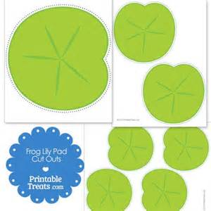 Free Printable Frog Templates by Printable Frog Pad Cut Outs School Ideas