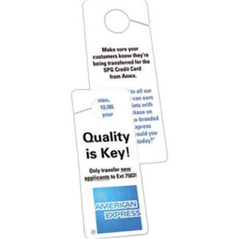 Custom Made Door Hangers by Wadayaneed Door Hangers Custom Made With Your Logo