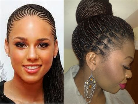Hair Styles In Nigeria by Cornrow Hairstyles Haircuts Black