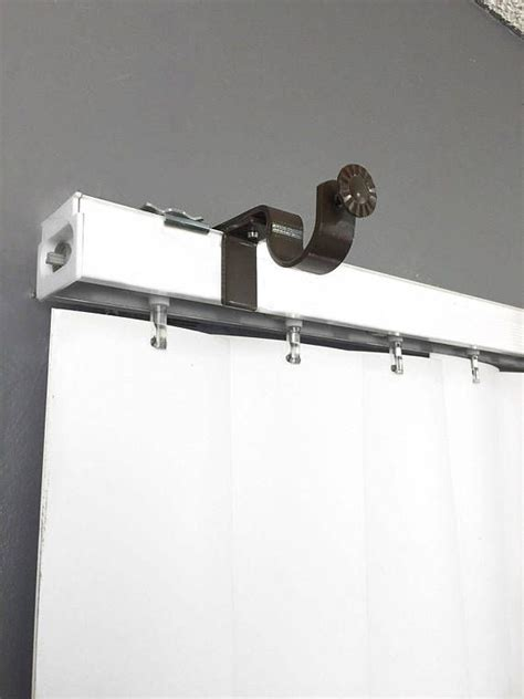 where to hang curtain brackets best 25 hanging curtain rods ideas only on pinterest
