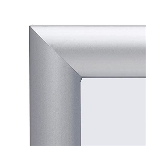 37 X 25 Poster Frame by Snapezo Poster Frame 24 215 36 Inches Silver 2 2