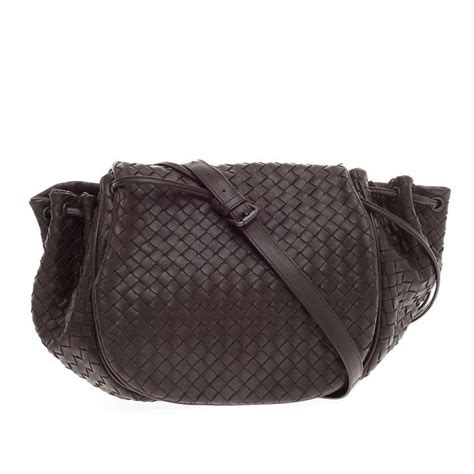 Bag Bottega Veneta Mirror Kode 3436c bottega veneta flap messenger bag intrecciato nappa medium