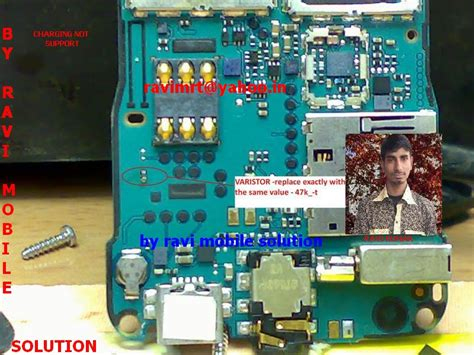 by ravi mobile solution nokia 3110c charging not support solution