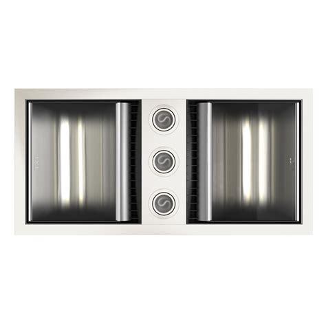 3 in 1 heater lights bathroom ixl white 3 in 1 neo tastic bathroom fan heater with dual