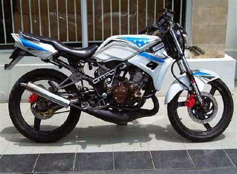 modifikasi ninja   melahirkan motor racing myotomotif