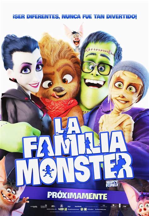 imagenes de la familia monster la familia monster trailer cine premiere