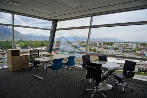 A Place Opening Photos New Office Building Ready To Open At Orem S Place Orem News Heraldextra