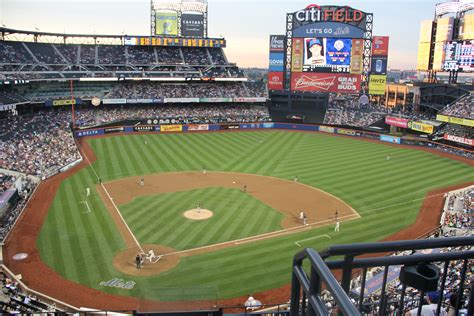 where is standing room only at citi field mets to install new 62 larger high definition daktronics centerfield scoreboard at citi field