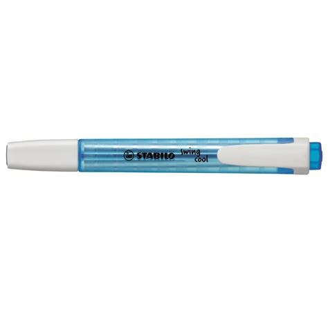 Pen Paper Stabilo Highlighter Swing Cool stabilo swing cool highlighter 275 31 blue five stationery sdn bhd stationery