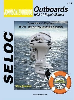 service manual small engine maintenance and repair 1992 chevrolet lumina head up display 1992 2001 johnson evinrude outboards all v engines seloc repair manual