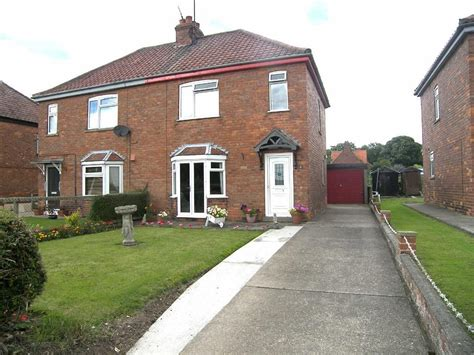 council house 2 bedroom semi detached house for sale in council houses north dalton driffield yo25