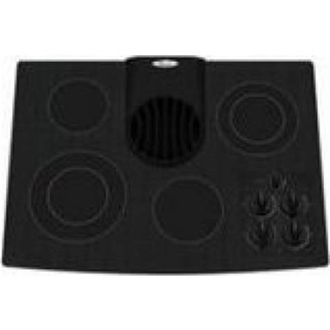 30 inch downdraft electric cooktop whirlpool 30 inch smoothtop electric cooktop with