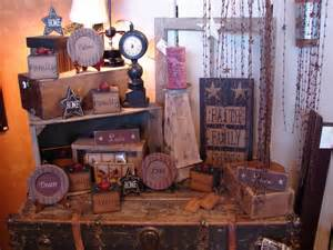 Country Primitives Home Decor New Country Primitive Home Decor Country Love Pinterest