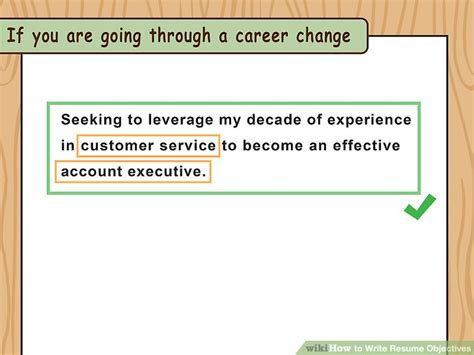 good objectives for a resume samuelbackman com