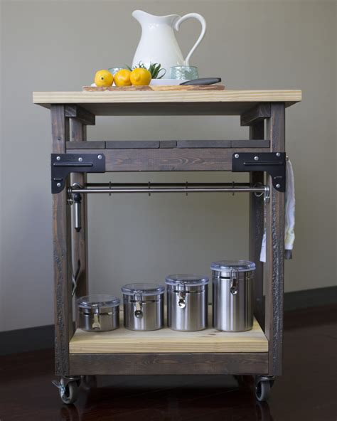 mobile kitchen island plans free diy kitchen island build plans diy done right