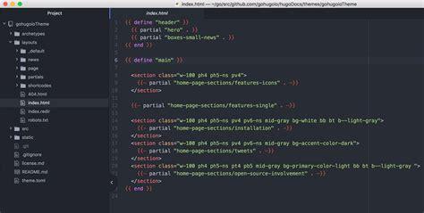 hugo go themes the world s fastest framework for building websites hugo
